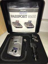 Escort Passport 8500 X50 Radar Laser Detector