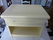 "Table de Chevet ""Vanille"""