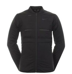 Nike Men's Sz S Golf AeroLoft Jacket Ventilated Lightweight 932235-010 NWT