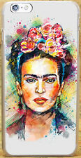 Fab Ciraolo Frida Kahlo Daft Hard Case Cover Coque Fundas for All Phone Models