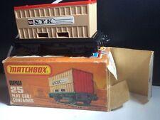 Matchbox 1-75 Modellautos, - LKWs & -Busse mit Anhänger