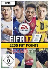 FIFA 17 2200 Ultimate Team Points EA Origin CD Key PC Download Code [DE/EU] NEU