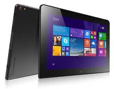 "Lenovo Thinkpad Tablet 10 Z3795 Quad Core 10"" 1920x1080 4GB RAM 64 GB Emmc Win"