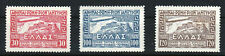 Greece 1933 Zeppelin Airpost complete set MNH