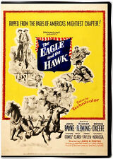 The Eagle and the Hawk 1950 DVD - John Payne, Rhonda Fleming, Dennis O'Keefe