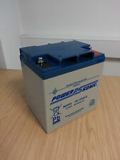 PS-12280 Power-Sonic 12 volt 28Ah Rechargeable 12V PS12280 lead acid Battery