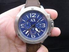 New Old Stock ARMANI EXCHANGE AX1505 Chronograph Date Quartz Men Watch