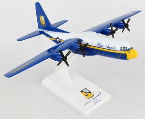 US Marine Corps - Blue Angels Lockheed C-130 Hercules 1:150 SkyMarks SKR725 C130
