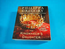 The Kingmaker's Daughter by Philippa Gregory (English) Compact Disc Book