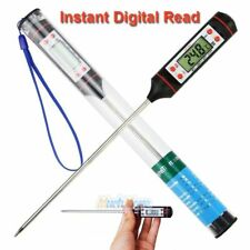 Electronic Meat Thermometer Kitchen Tools Digital Food Probe BBQ Thermometers US
