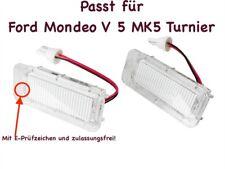2x TOP LED SMD Kennzeichenbeleuchtung für Ford Mondeo V 5 MK5 Turnier /KS1/