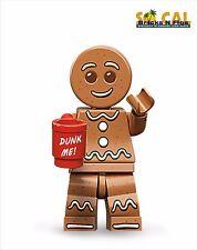 LEGO MINIFIGURES SERIES 11 71002 Gingerbread Man