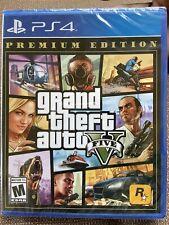 Grand Theft Auto V Premium Edition Sony PlayStation 4