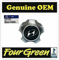 OEM Genuine Center Wheel Cap Cover 1PC For 2001-06 Hyundai Santa Fe [5296026200]