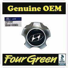 OEM Genuine Center Wheel Cap Cover 1PC For 2001-06 Hyundai Santa Fe [5296026200]