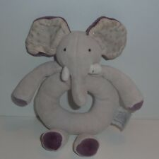 Doudou Eléphant Hochet Moulin Roty - Collection Aimé et Céleste