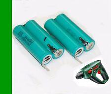 Akkupack für Bosch UNEO -14,4 V  Li - 1,3 Ah   (Original Zellen)  mit Stecker