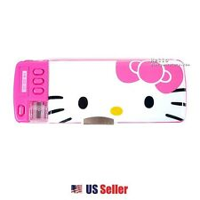 Sanrio Hello Kitty Deluxe Pencil Case