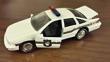 Fort Lee (New Jersey) Police Dept. Patrol Car; Roadchamps; 1/43 Scale