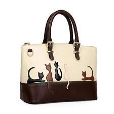 Women Handbag Purse Cat Rabbit Style Shoulder Satchel Bag Hobo Tote Cross Body