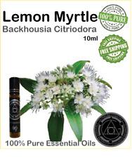 Lemon Myrtle 100 Pure Essential Oil 10ml