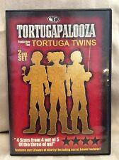 Tortugapalooza - Featuring the Tortuga Twins - RARE DVD Set (2 Discs)! W13