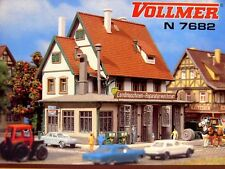 * Vollmer scala N 7682 Edificio con Officina riparazioni Nuovo OVP