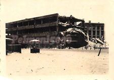 Orig. Foto deutsche Soldaten zerstörte Fabrik Smolensk Ostfront 2WK b