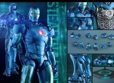 Hot Toys 1/6 Iron Man Mark 3 III Stealth Mode Version MMS314D12 Diecast