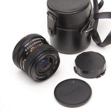 OZECK 28mm f:2.8 PER CANON FD IN OTTIME CONDIZIONI SENZA MUFFE NE' GRAFFI!