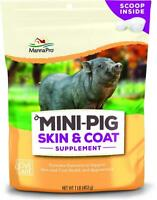 Manna Pro Mini Pig Treats and Supplements for Healthy Skin Coat