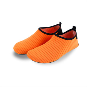 Men Women Barefoot Water Skin Shoes Aqua Socks for Beach Swimming Surfing Yoga