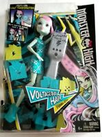 Monster High Voltageous Hair Frankie Stein Damaged Box