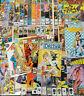Vintage Copper/Bronze 100 Lot of Comic Books War Horror Marvel DC Huge Lot A