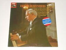 DANIEL WAYENBERG-piano-LP-Recital - Ravel Debussy SCHUBERT CHOPIN LISZT