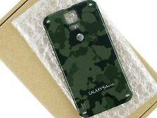 Camo Green Replacement Battery Back Cover Door for Samsung Galaxy S5 Active