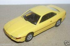 MICRO HERPA HO 1/87 BMW 850 I JAUNE