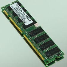 NEW 512MB PC133 133MHZ SDRAM 168PIN LOW-DENSITY MEMORY SDRAM Non-ECC Memory DIMM