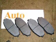 Front brake pads, Mitsubishi Pajero Junior Jr 1.1 & Mini 660cc, H57A, 1995-96