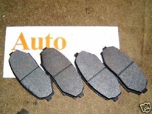 Front brake pads for Mitsubishi Pajero Junior Jr 1.1 & Mini 660cc, H57A, 1995-96