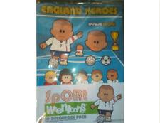 ENGLAND HEROES DECOUPAGE KIT