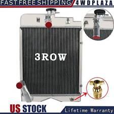 3 Row For Massey Ferguson Radiator To30 Te20 Tea20 To20 To30 To35 135 Tractor