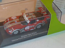 Scale CHRYSLER VIPER GTS-R voiture miniature CAR holland NETHERLANDS bouchut