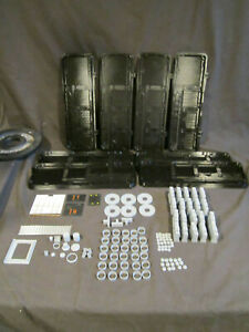 Han Solo in Carbonite Control Panels and Complete Greeblies Set (Reproduction)