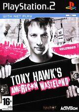 Tony Hawk's American Wasteland PS2 playstation 2 jeux games spellen 3085