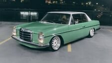 Mercedes-Benz: 200-Series Coupe