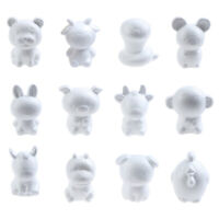 Modeling Animals Shape White Polystyrene Foam Balls For DIY Party Decorat Gw Cw