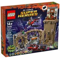 LEGO - DC Comics Super Heroes - Batman Classic TV Series - Batcave 76052 - New