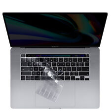 "XSKN Ultra Thin TPU Keyboard Cover Skin for New Macbook Pro 16"" A2141 US layout"