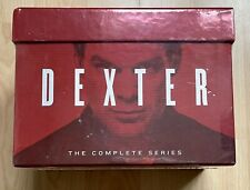 Dexter The Complete Series 1-8 DVD Boxset New Sealed